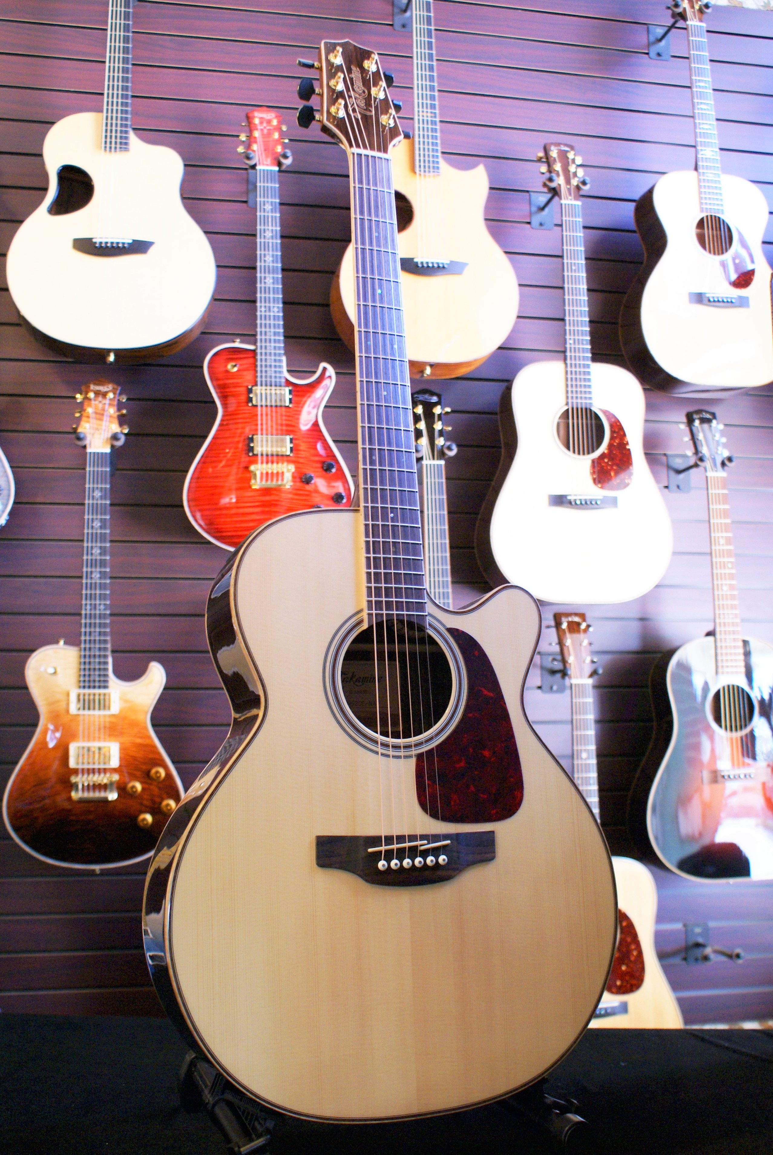 new takamine gn93ce acoustic electric guitar cornerstone music. Black Bedroom Furniture Sets. Home Design Ideas