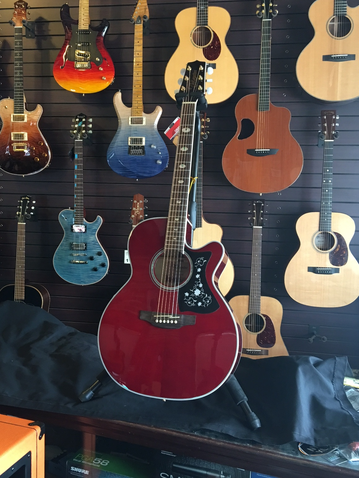 Sold Takamine GN75CE Acoustic Electric Guitar