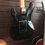 Fender Strat Plus Deluxe back close up
