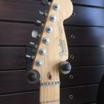 Fender strat plus deluxe peghead