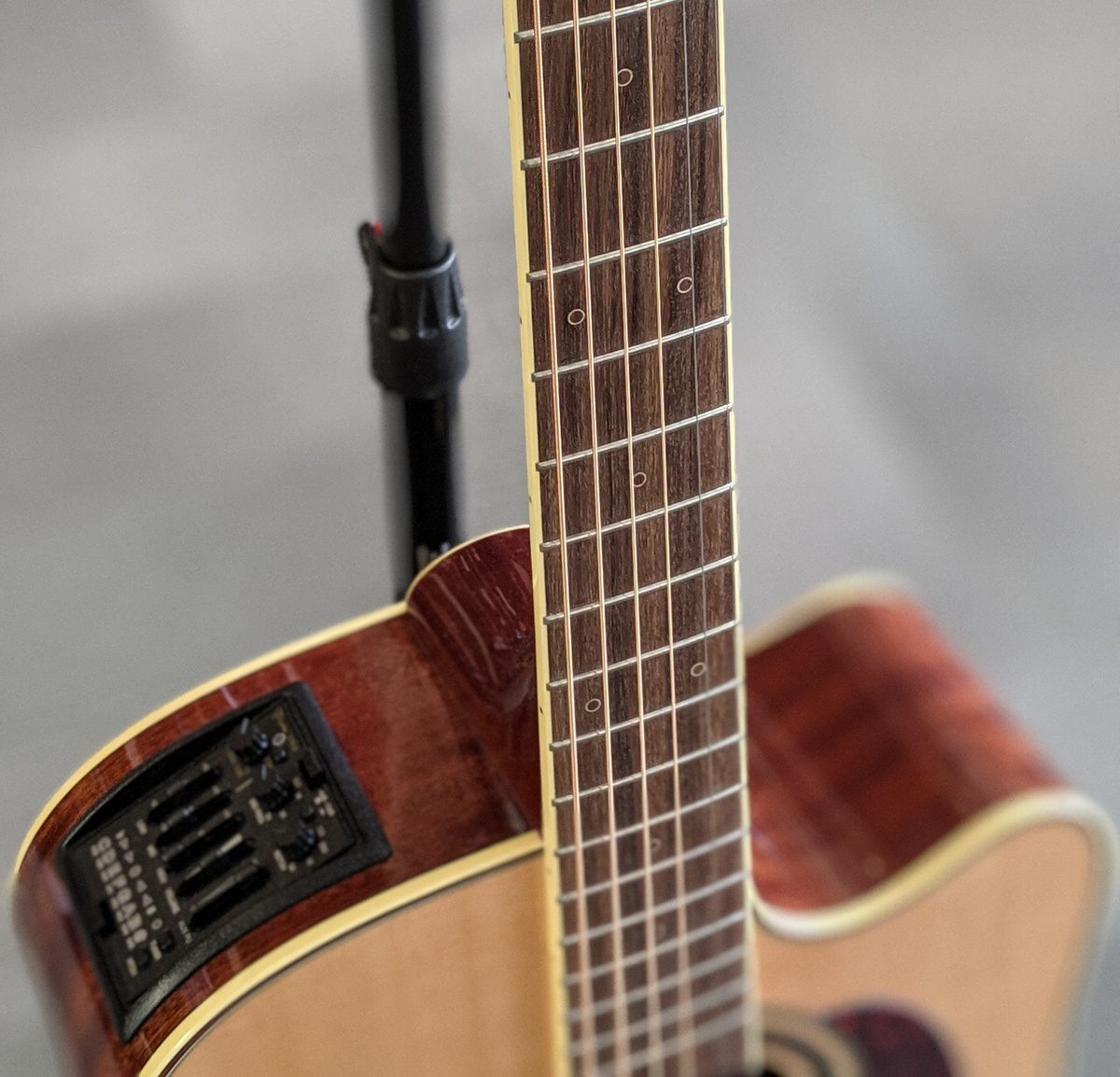 New Takamine Pro Series P4DC Acoustic Electric Guitar