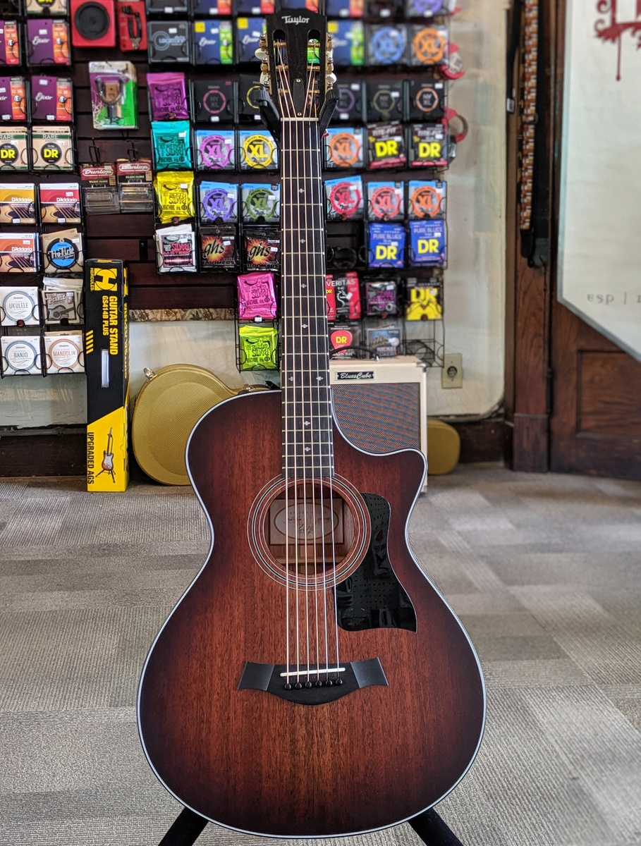 Taylor 322CE 12 Fret Pre-Owned